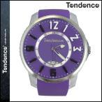 テンデンス TENDENCE 腕時計 メンズ レディース SLIM POP スリムポップ 47mm TG131002 ウォッチ 時計 パープル PURPLE 3H あすつく対象外
