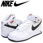 ショッピングエアフォース ナイキ NIKE エアフォース1 ミッド スニーカー AIR FORCE 1 MID NYC メンズ 304716-103 靴 ホワイト 【zzi】