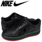 ショッピングエアフォース ナイキ NIKE エアフォース1 スニーカー AIR FORCE 1 LOW PREMIUM BLACK HISTORY 318775-008 メンズ 靴 ブラック【zzi】