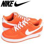 ショッピングエアフォース ナイキ NIKE エアフォース1 スニーカー AIR FORCE 1 CANVAS 624020-811 メンズ 靴 オレンジ【zzi】