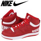 NIKE ナイキ エアフォース スニーカー COURT FORCE SP FRAGMENT×GOOD ENOUGH 814913-661 レッド メンズ 【◆】