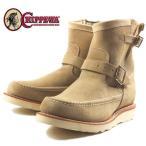 ショッピングエンジニア 10%OFF チペワ CHIPPEWA 7インチ スエード ハイランダー ブーツ カーキ 1901G09