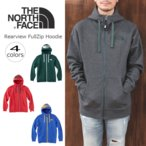 20%OFF ノースフェイス THE NORTH FACE リアビュー フルジップ フーディー REARVIEW FULLZIP HOODIE NT11530-BS/CP/HL/ZH
