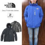 20%OFF  ノースフェイス THE NORTH FACE ゼウス トリクライメート ジャケット Zeus Triclimate Jacket NP61641 ブラック アノーブルー
