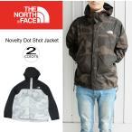 ノースフェイス THE NORTH FACE ノベルティー ドットショット ジャケット NOVELTY DOT SHOT JACKET NP61535 ウッドランドカモ(WC)ホワイトウッドランド(WW)