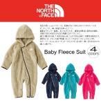 子供服 ノースフェイス THE NORTH FACE ベビー フリース スーツ NAB71605 デューン2(DD) コズミックブルー2(CB) ブリリアントブルー(BI) ブライトローズ(BT)