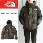ノースフェイス THE NORTH FACE ノベルティ バルトロ ライト ジャケット NOVELTY BALTRO LIGHT JACKET ND91720 ウッドランドカモ(WC)