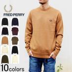 フレッドペリー FRED PERRY ウェア クラシック クルーネック ジャンパー K9601
