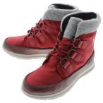 ソレル SOREL ブーツ エクスプローラー カーニバル EXPLORER CARNIVAL レッドダリア RED DAHLIA NL3421-660