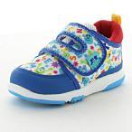 子供靴 ベビィー靴 ディズニーキャラクター モンスターズユニバーシティ サリー マイク ムーンスター DN B1159 ブルー