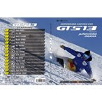 スノーボード DVD GTS13 カービング SNOWBOARD FREERIDING MOVIE