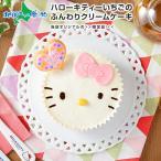 ショッピングハローキティ ハローキティ  レアチーズケーキ ギフト 誕生日 プレゼント Present Cake Sweets