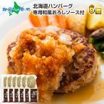 肉 ハンバーグ 6個セット 冷凍 ギフト 北海道 グルメ お歳暮