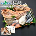 父の日 北海道 干物 詰め合わせ ギフト セット 7点 お中元 海鮮 魚 2021年 ホッケ 秋刀魚 カレイ 鰊 鰯 秋鮭 コマイ
