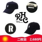 Ron Herman ロンハーマン キャップ RHC  ユニセックス キャップ 帽子 R メンズ レディース