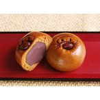 武蔵野たぬき饅頭6個入(黒糖まんじゅう)