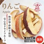 ドライフルーツ 砂糖不使用 無添加 国産 りんご 20g 送料無料 ドライりんご リンゴ 長野 お菓子 おやつ ヨーグルト プチギフト
