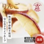 ドライフルーツ 砂糖不使用 無添加 国産 りんご 45g 送料無料 ドライりんご リンゴ 長野 お菓子 おやつ ヨーグルト プチギフト