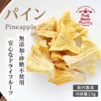 ドライフルーツ 砂糖不使用 無添加 パイン 30g ドライパイン パイナップル 国内加工 お菓子 おやつ ヨーグルト かわいい プチギフト
