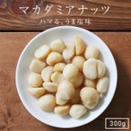 【送料無料】マカデミアナッツ 300g オーストラリア産 人気のナッツ