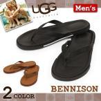 ショッピングugg アグ オーストラリア UGG Australia メンズ サンダル ベニソン BENNISON 2 MENS レザー ビーチ