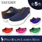 ショッピングポロ ポロ ラルフローレン メンズ POLO Ralph Lauren MEN'S ローカットスニーカー ボーン VAUGHN レースアップシューズ