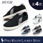 ポロ ラルフローレン メンズ POLO Ralph Lauren ローカットスニーカー ヒュー HUGH レースアップ