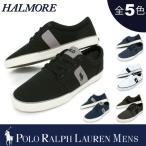 ショッピングポロ ポロ ラルフローレン メンズ POLO Ralph Lauren MEN'S ローカットスニーカー ハルモア HALMORE レースアップ
