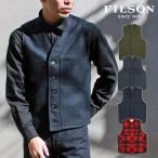 【決算セール】フィルソン FILSON マッキーノウールベスト ウール ベスト メンズ (10055)
