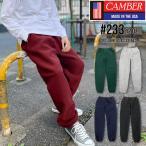 【期間限定特別価格】キャンバー CAMBER スウェットパンツ 裏起毛 メンズ SWEAT PANT(233)