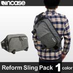 【期間限定特別価格】インケース INCASE REFORM SLING PACK ウエストポーチ メッセンジャーバッグ 鞄 斜め掛け