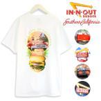 イン アンド アウト バーガー In-N-Out Burger Collector T-Shirts コレクター プリント 半袖 Tシャツ イネナウト