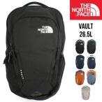 ザ ノースフェイス THE NORTH FACE バックパック ヴォルト VAULT リュックサック デイパック 鞄 ラップトップ PC収納 アウトドア 760g 26.5L