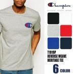 チャンピオン Champion Tシャツ 半袖 ビッグプリントCロゴ コットン メンズ Heritage Tee