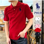 ポロ ラルフローレン ボーイズ POLO Ralph Lauren BOYS ビッグポニー 半袖 ポロシャツ 3 メンズ レディース
