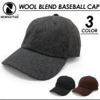 �˥塼�ϥå��� NEWHATTAN ������ �֥��� �١����ܡ��륭��å� WOOL BLEND BASEBALL CAP ̵�� ˹�� ��� ��ǥ����� ��˥��å���