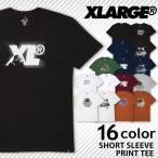 ショッピングプリント エクストララージ XLARGE X-LARGE ゴリラ ロゴ プリント 半袖 Tシャツ 柄 ポケットT コットン トップス