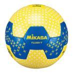 ミカサ サッカーボール フットサル 検定球 黄 NS