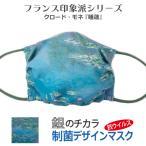 マスク 日本製 洗える  抗ウイルス デザインマスク 【限定数】 息がらく 口につかない 臭くない 耳ヒモ調整 ふつうサイズ デザインE