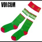 ショッピング09-10 09-10 VOLCOM SALINE COOLMAX TECH SOCK JWL