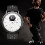 withings steel hr バンドの画像