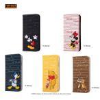 ray-out iPhone 8 ディズニー / 手帳型ケーススタンディングカーシヴ / ドナルド