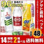 【福袋】アサヒ 選べるバラエティー 500mlペット (24本入を2種類選べる)48本セット