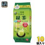 伊藤園 ワンポット緑茶 ティーバッグ 50袋×10入