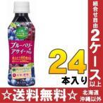 伊藤園 太陽のスーパーフルーツ ブルーベリー&アサイーミックス 265gペット 24本入