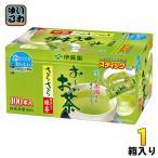 伊藤園 お〜いお茶さらさら抹茶入り緑茶 100本 1箱入