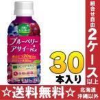 伊藤園 太陽のスーパーフルーツ ブルーベリー&アサイーミックス 190gペット 30本入