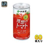 伊藤園 理想のトマト 190g缶 20本入×3 まとめ買い (野菜ジュース)