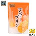 和歌山産業 蔵王高原農園 マンゴープリン 180g 20袋入(10袋入×2まとめ買い)