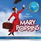MARY POPPINS: THE LIVE CAST RECORDING メリー・ポピンズ / O.S.T. サウンドトラック サントラ(輸入盤) (CD) 0050087238704-JPT